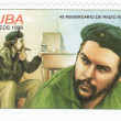 stamp with ernesto che guevara — Stock Photo #2502083