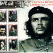 Cuba stamp with Ernesto Che Guevara — Stock Photo #2527596