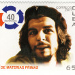 Stamp with Ernesto Che Guevara — Stock Photo #2528267