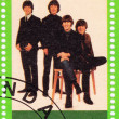 ������, ������: Stamp with Beatles