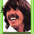 Stamp with George Harrison — Stock Photo #2539249