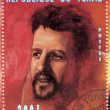 Stamp with Ringo Starr — Stock Photo