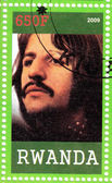 Ringo Starr from The Beatles — Stock Photo