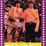 Постер, плакат: Stamp show Pink Floyd