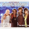 Постер, плакат: Stamp with The Rolling Stones