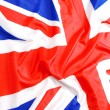 UK Flag Union Jack — Stock Photo #2578179