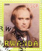 Charles Robert Darwin — Stock Photo