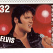 Famous rock and roll singer Elvis Presley — Stock Photo #2661505