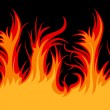 Royalty-Free Stock Immagine Vettoriale: Vector fire