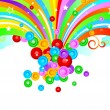 Royalty-Free Stock Vector Image: Vector colorful design