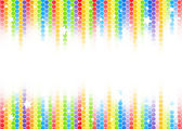 Vector abstract colorful background — Stock Vector
