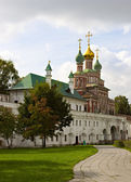Russian church. — Stock Photo