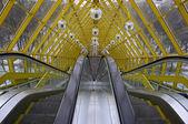 Escalator. — Stock Photo