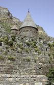 Ancient Armenian monastery — Stock Photo