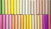 Chalk sticks. — Stock Photo