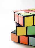 Rubic's cube — Stock Photo