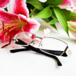 Stock Photo: Glasses