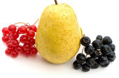 Berries and fruit. — Stock Photo