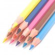 Royalty-Free Stock Photo: Set of pencils