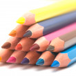 Colour pencils — Stock Photo #1032752