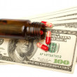 Royalty-Free Stock Photo: Finance and medicines.