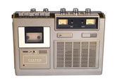 Cassette. — Stock Photo