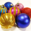 Christmas-tree decorations — Stock Photo #1525345