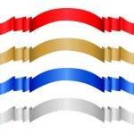 conjunto de cores da bandeira 2 — Vetorial Stock
