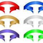 cores da bandeira conjunto 5 — Vetorial Stock