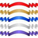 cores da bandeira conjunto 9 — Vetorial Stock