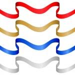 cores da bandeira set 10 — Vetorial Stock