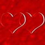 Love background 2 — Stock Photo #1923901