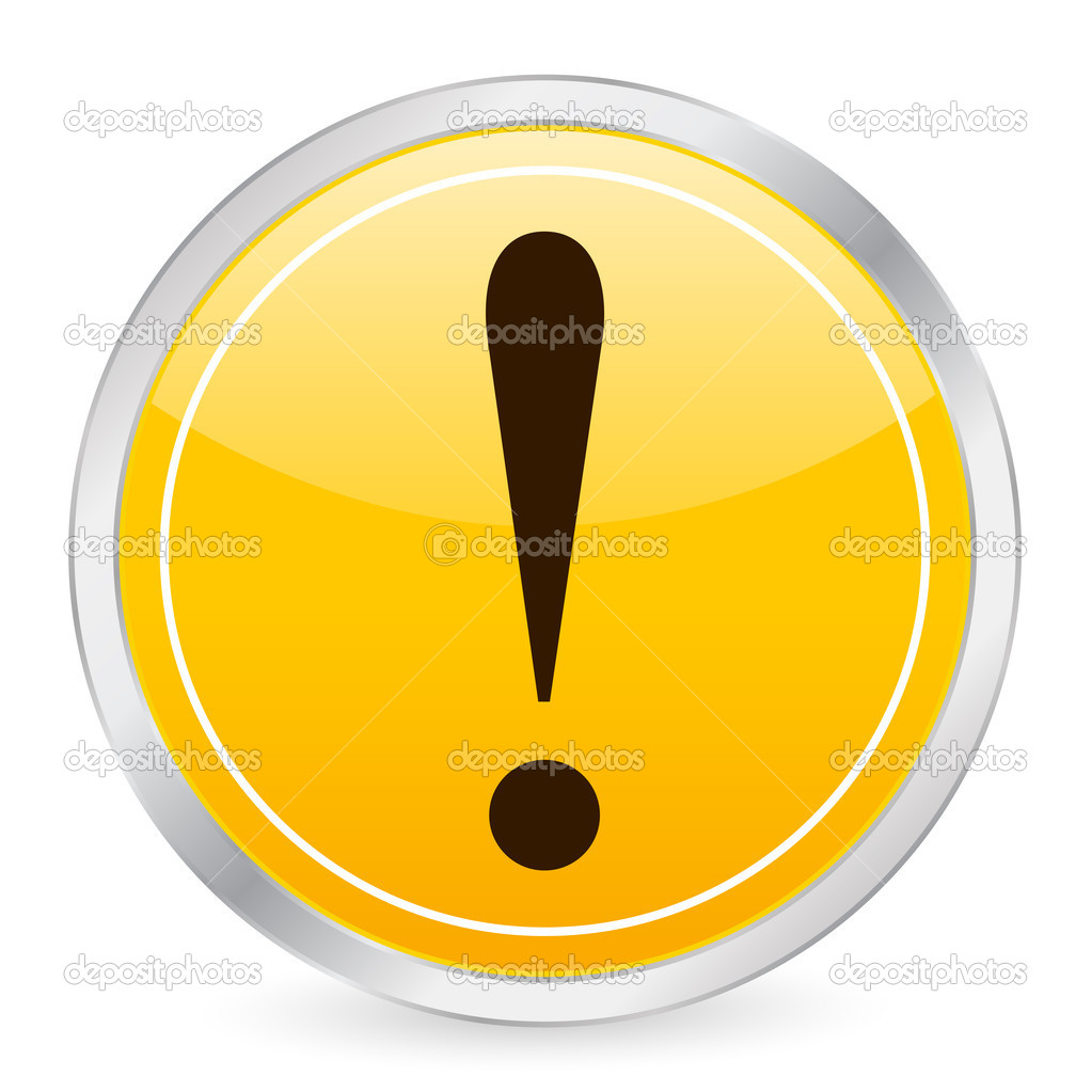 cone de ponto de exclama o amarelo vetor de stock julydfg 2055156. Black Bedroom Furniture Sets. Home Design Ideas