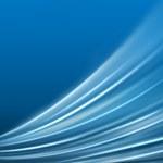 Thread on a blue — Stock Photo #2134750