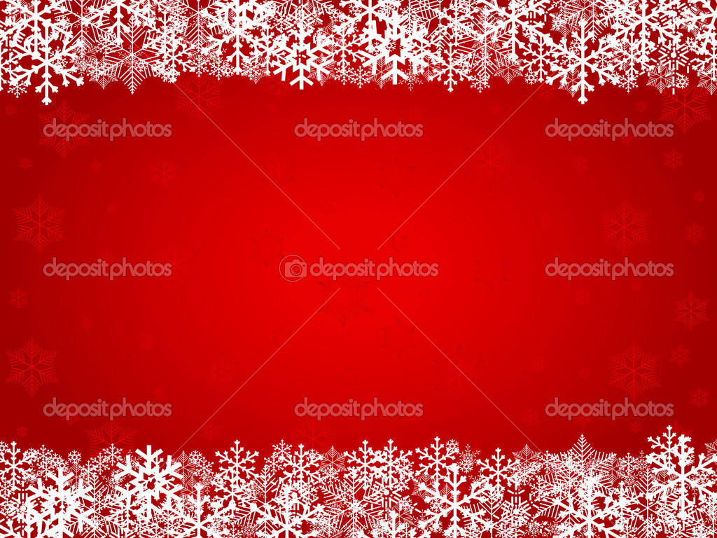 White And Red Christmas Background Red Christmas Background With