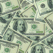 Stock Photo: Banknotes background