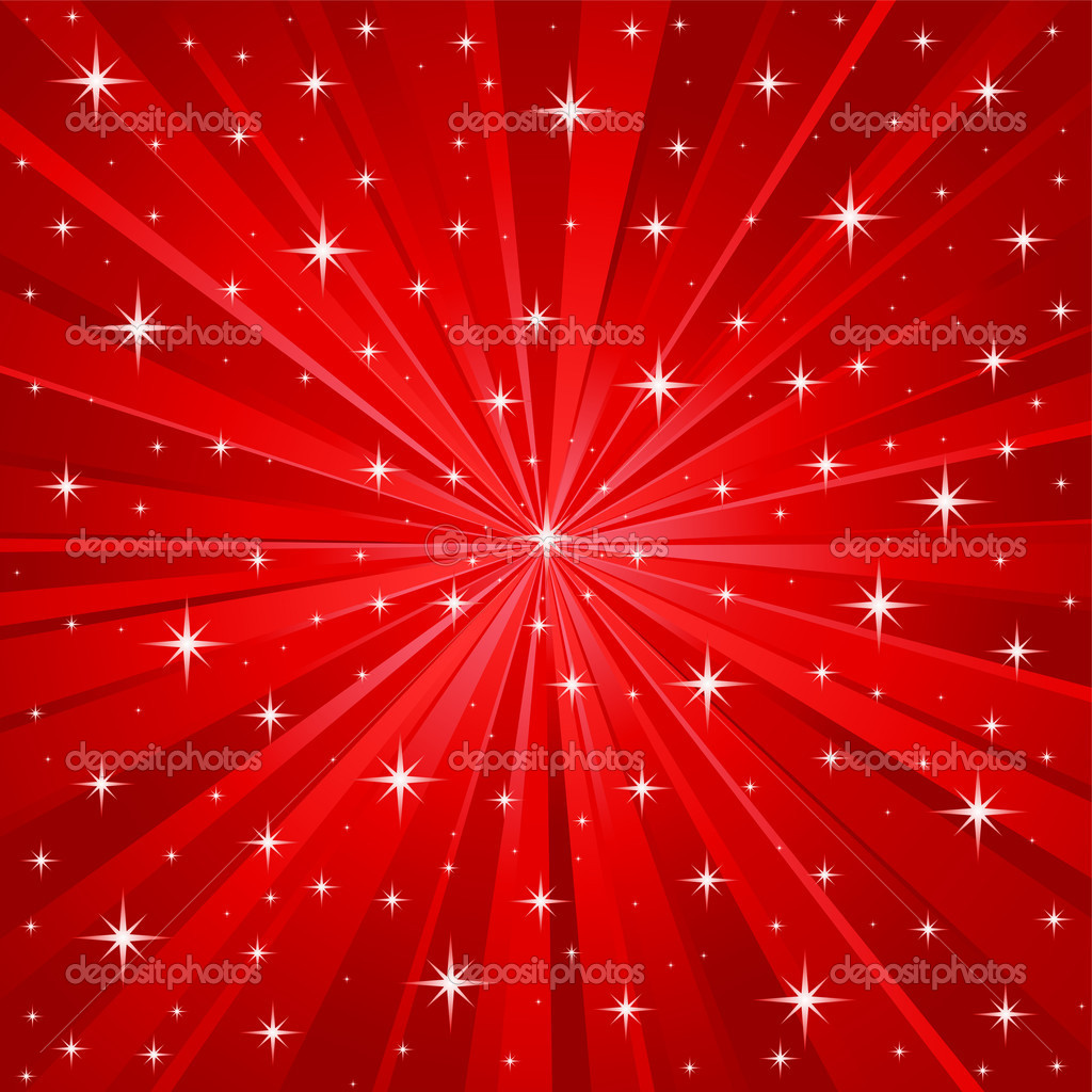 red star background - photo #36