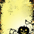 Halloween vector illustration - Stock Photo