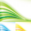 Vector color banner — Stock Photo