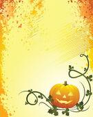 Halloween grunge — Stock Photo