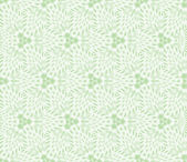 Seamless floral green — Stock Photo
