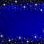 Image of blue decoration — Stock Photo