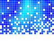 Blue mosaic — Stock Photo #2145256