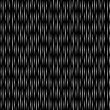 Black carbon weave background — Stock Photo