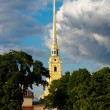 The Peter and Paul Fortress, Saint Peter — Stock Photo