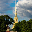 The Peter and Paul Fortress, Saint Peter - Stock Photo