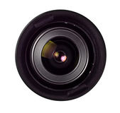 Wide angle lens front — Stock Photo