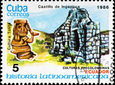 Example Tolita culture — Stock Photo