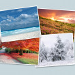 Seasons — Stockfoto
