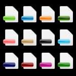 Files — Stock Photo